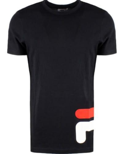 Shirt Abbigliamento Corta Le Manica T Donna Chic Fila RqL4Aj53