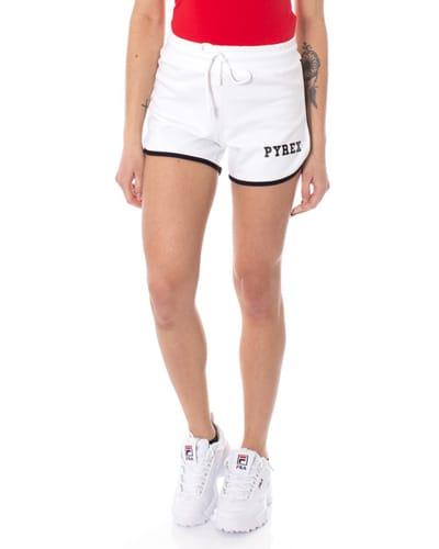 71d5da6344b0f3 Shorts Donna In Felpa Pyrex 19EPB40011. Home / ABBIGLIAMENTO / SHORT / Shorts  Donna In Felpa Pyrex ...