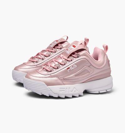 acquista lusso shopping acquisto autentico fila scarpe da ginnastica fucsia