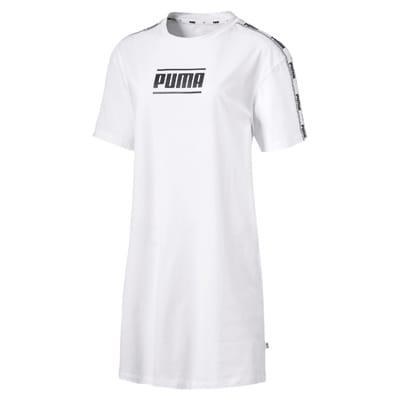 finest selection 2f264 dc103 Vestito donna bianco Puma