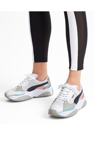 scarpe tennis puma donna rosa