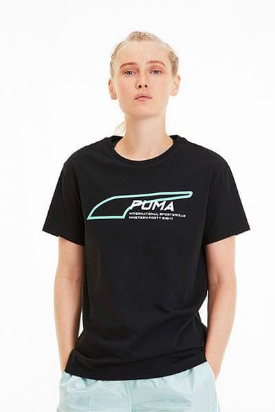 Puma T-shirt Evide Formstrip