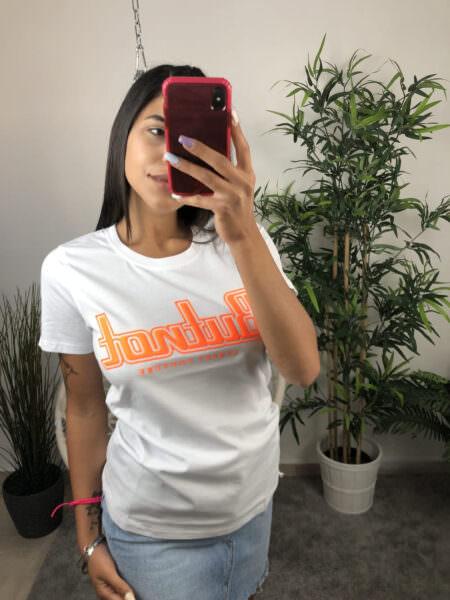Butnot T-shirt logo rilievo