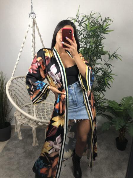 Kimono lungo - ASIA