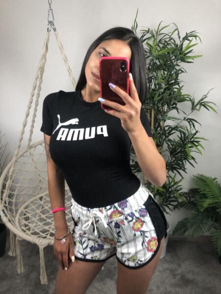 Puma short AOP