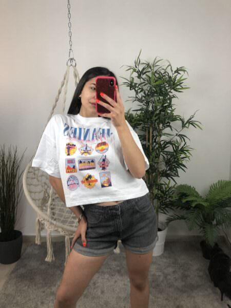 T-shirt Wrangler anni 90'