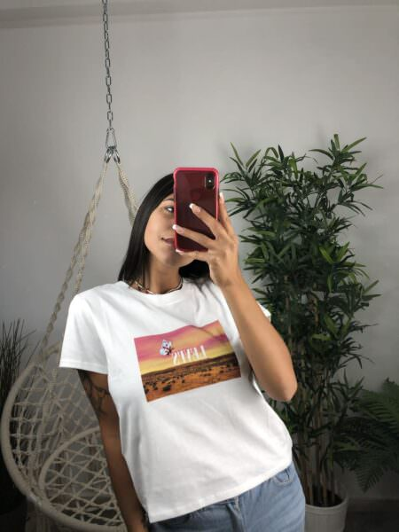 Levi's T-shirt Fun Photo