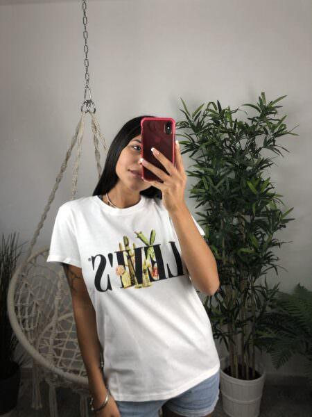 Levi's T-shirt Serif Cactus