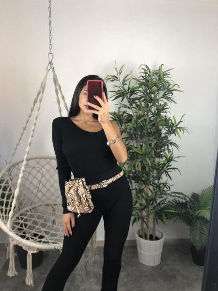 Cinturina con borsetta - ACC10