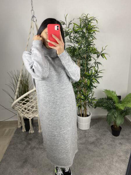 Only Vestito lungo in lana Brandie
