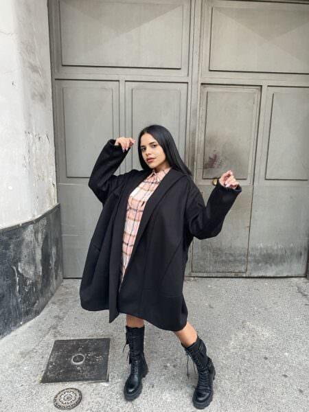Cappotto over donna - LIVIA