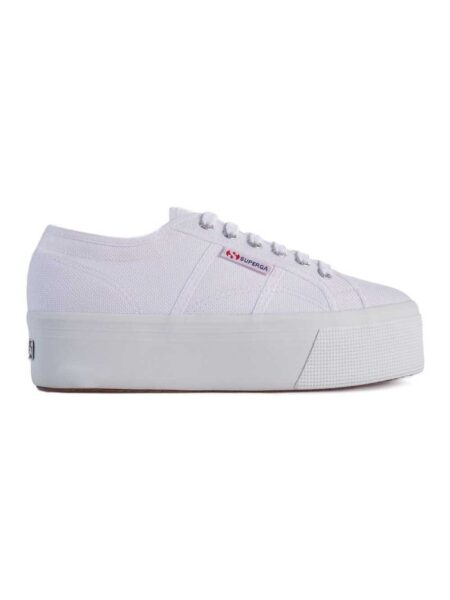 Superga Scarpe 2790 Cotw Linea Up and Down Bianco